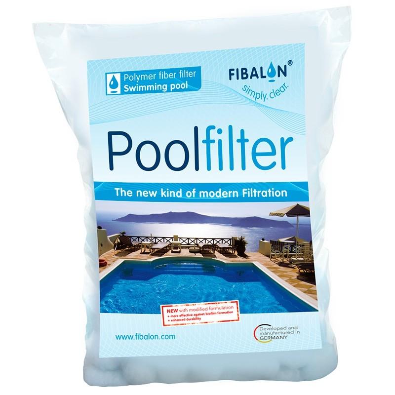 Fibalon medio filtrante para albercas poolaria m xico for Sal para piscinas