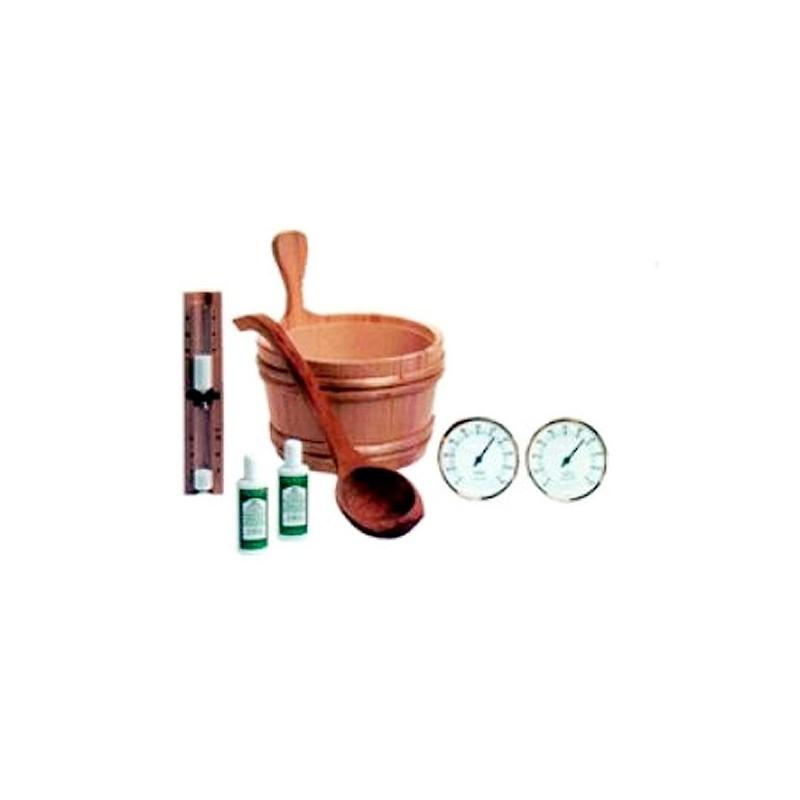 Kit de accesorios sauna poolaria m xico - Productos para sauna ...